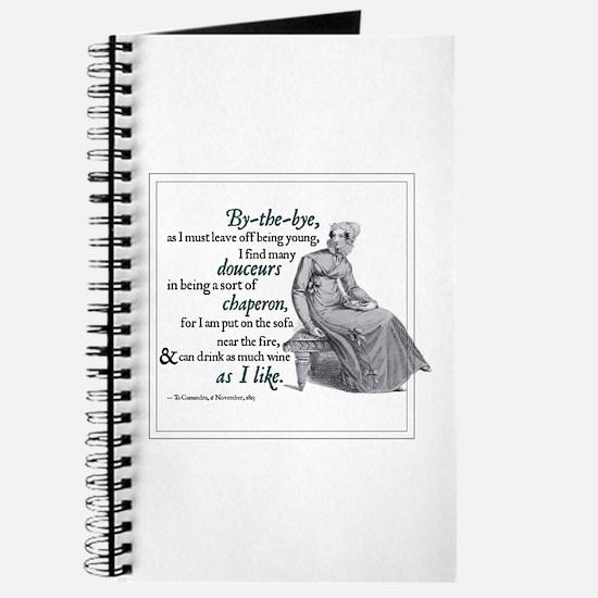 Jane Austen Chaperon Journal
