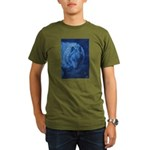 Lone Wolf Organic Men's T-Shirt (dark)
