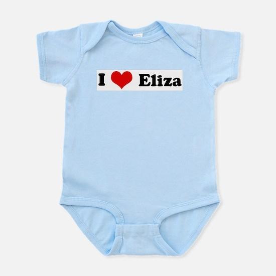 I Love Eliza Infant Creeper