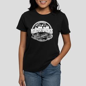 Manitou Springs Old Circle Women's Dark T-Shirt