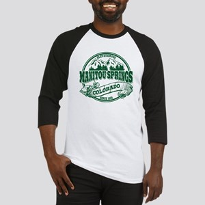 Manitou Springs Old Circle Baseball Jersey