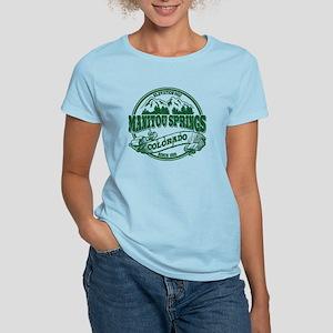 Manitou Springs Old Circle Women's Light T-Shirt