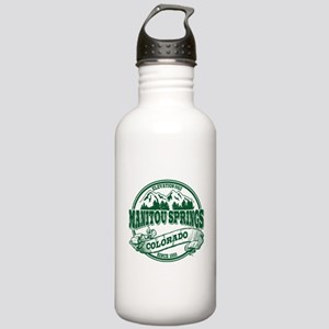 Manitou Springs Old Circle Stainless Water Bottle