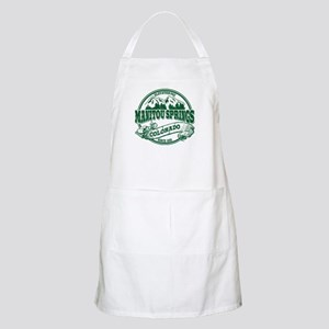 Manitou Springs Old Circle Apron