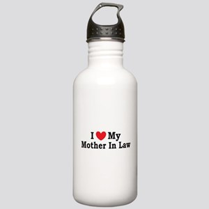 I love my Mother In Law Stainless Water Bottle 1.0