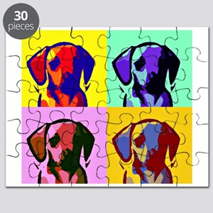 Pop Doxie Puzzle