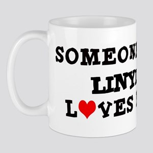Someone in Linyi Mug