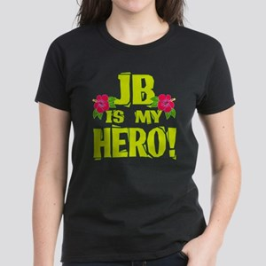 Beach Bum Hero Women's Dark T-Shirt