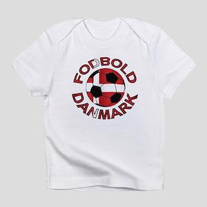 Danmark Denmark Football Fodb Infant T-Shirt