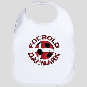 Danmark Denmark Football Fodb Bib