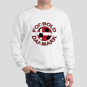 Danmark Denmark Football Fodb Sweatshirt
