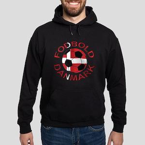 Danmark Denmark Football Fodb Hoodie (dark)
