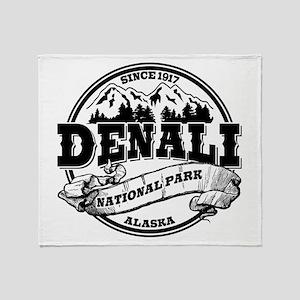 Denali Old Circle Throw Blanket