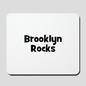 Brooklyn Rocks Mousepad