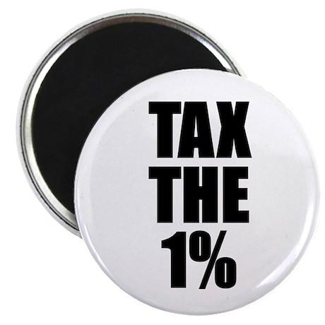"Tax1Percent 2.25"" Magnet (10 pack)"