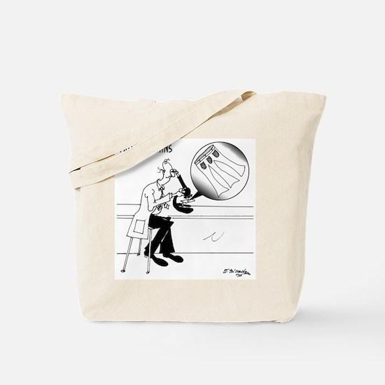 Mutant Jeans Tote Bag