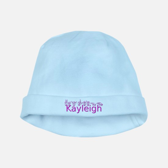 Kayleigh baby hat