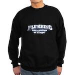 Plumbing / Kings Sweatshirt (dark)
