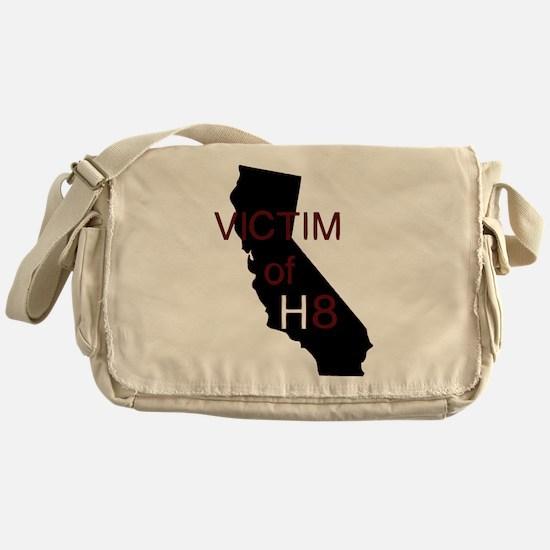 Cute Proposition 8 Messenger Bag