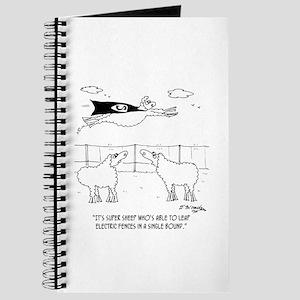 Super Sheep Journal
