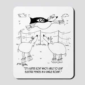 Super Goats Mousepad