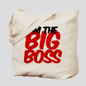 big boss Tote Bag