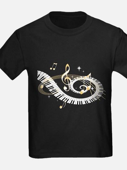 Random Piano Mixed Musical No T