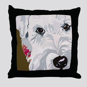 WHEATON Throw Pillow