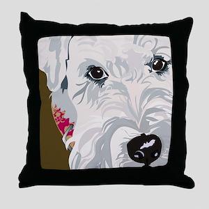WHEATON Throw Pillow
