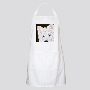 WEST HIGHLAND TERRIER Apron