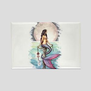 Enchanted Sea Mermaid Art by Molly Harrison Rectan