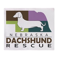 Ndr Logo Throw Blanket
