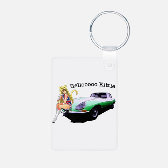 E-type Helloooo Kittie Keychains