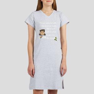 Stewardess S.O.A.P. Women's Nightshirt