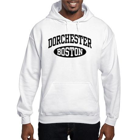 Dorchester Boston Hooded Sweatshirt