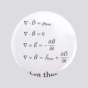 "Maxwell's Equations 3.5"" Button"