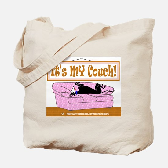 It's MY Couch! Tote Bag
