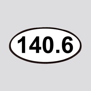 140.6 (Ironman Triathlon) Patches