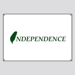 Taiwan Independence Banner