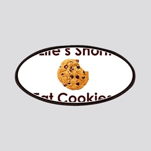 Life's Short. Eat Cookies. Patches