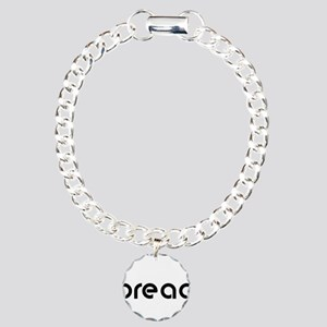 bread Charm Bracelet, One Charm