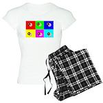 Andy Warhola Bagels Women's Light Pajamas