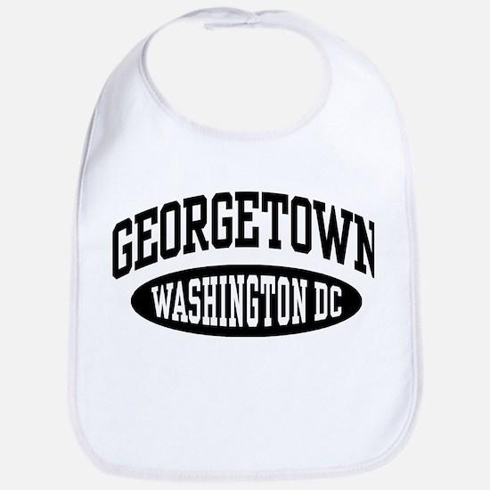 Georgetown Washington DC Bib