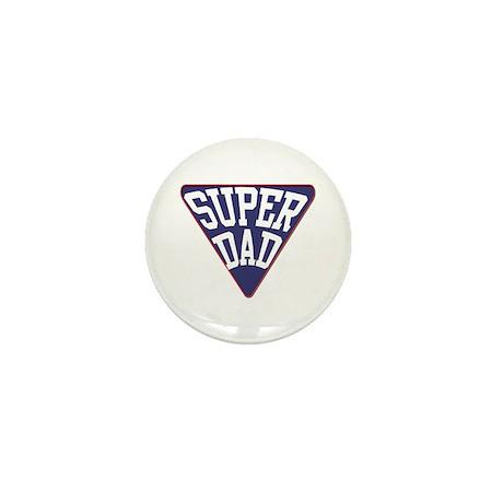 Super Dad Mini Button