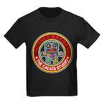 Monster fantasy 1 Kids Dark T-Shirt