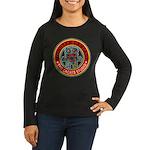 Monster fantasy 1 Women's Long Sleeve Dark T-Shirt