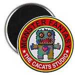 Monster fantasy 1 Magnet