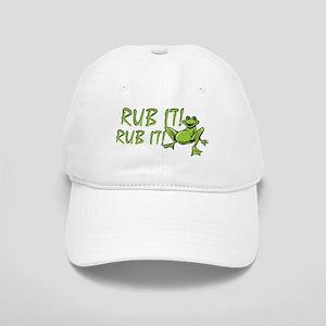 Rub it Frog Cap