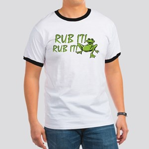 Rub it Frog Ringer T