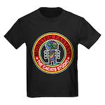 Monster fantasy 2 Kids Dark T-Shirt